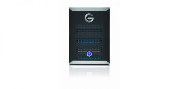 G-Technology's G-Drive Mobile Pro SSD 1