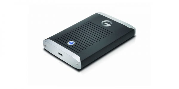 G-Technology's G-Drive Mobile Pro SSD 2