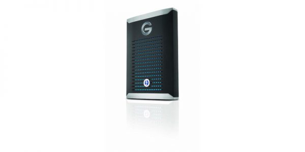 G-Technology's G-Drive Mobile Pro SSD 3