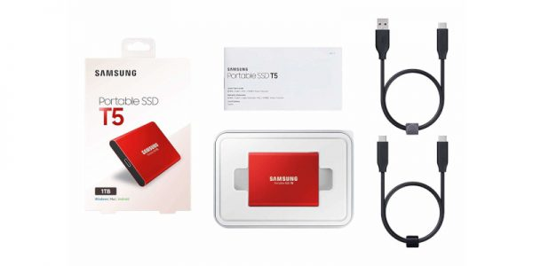 Samsung T5 Portable SSD5