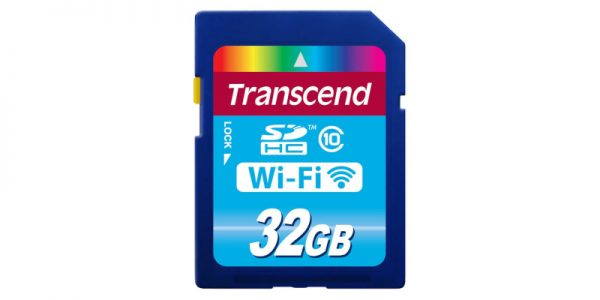 Transcend 32 GB WiFi SDHC Class 10 Memory Card1